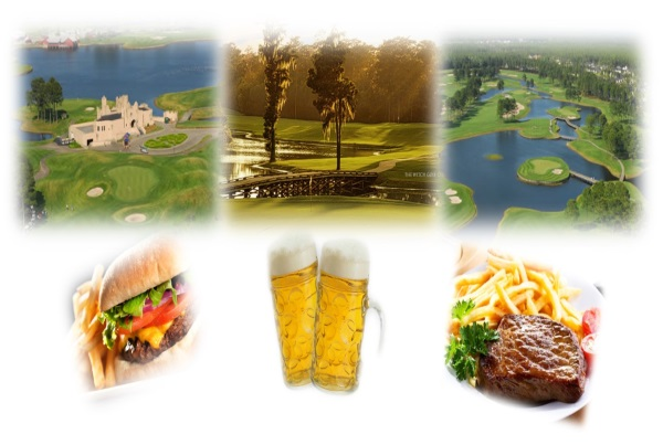 Mystical Myrtle Beach Golf Package